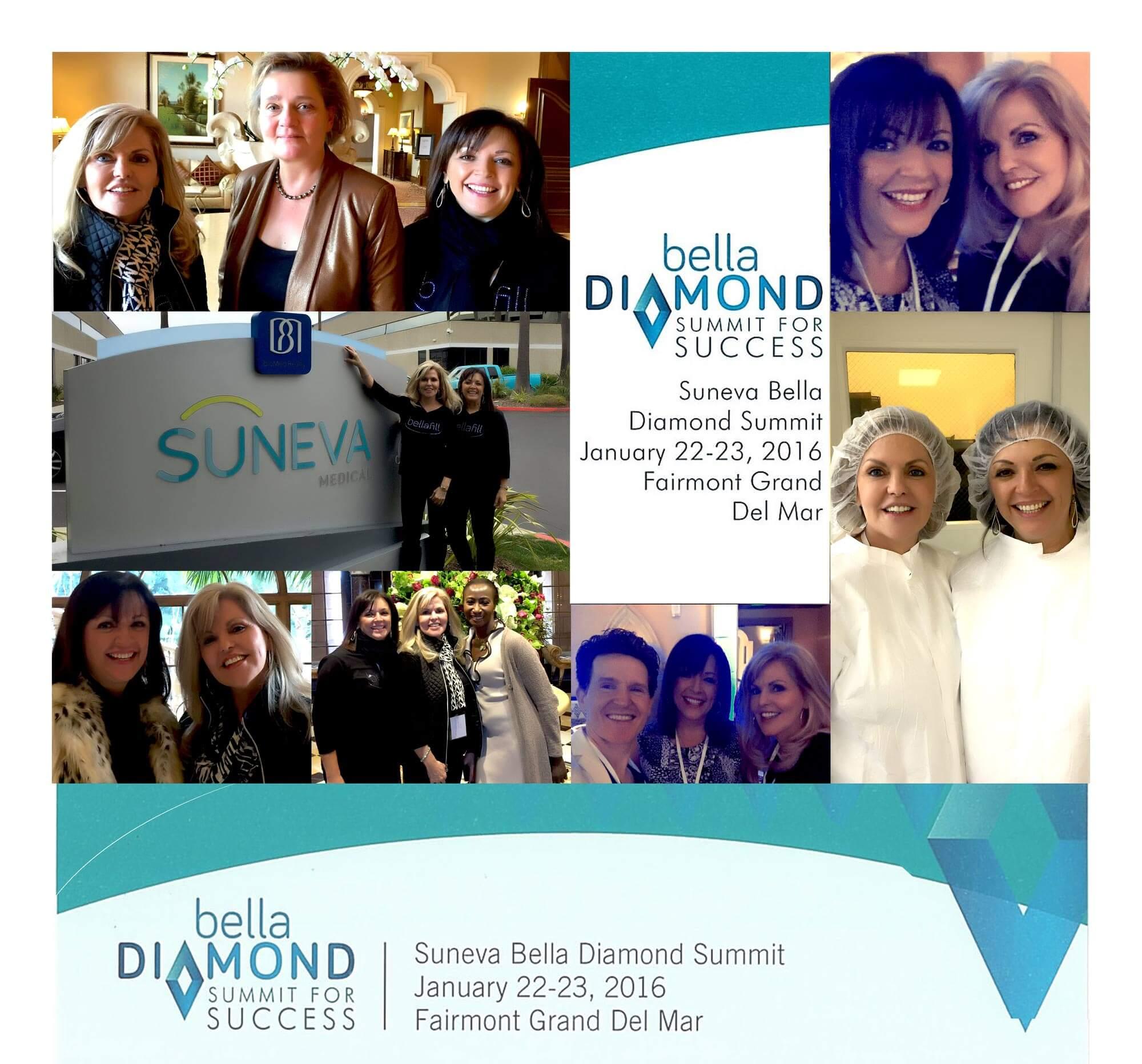 Bella Diamond Summit for Success