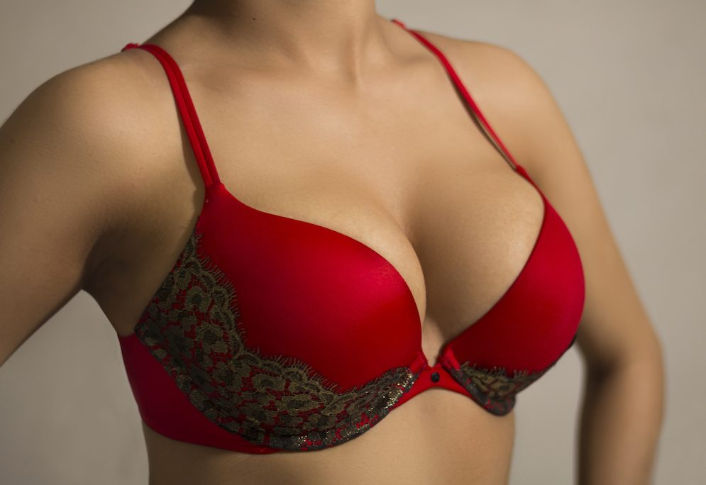 Breast Lift - Mastoplexy