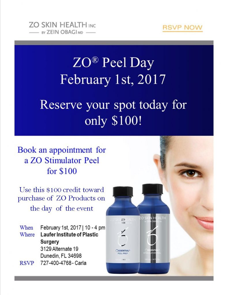 ZO Peel Event Photo