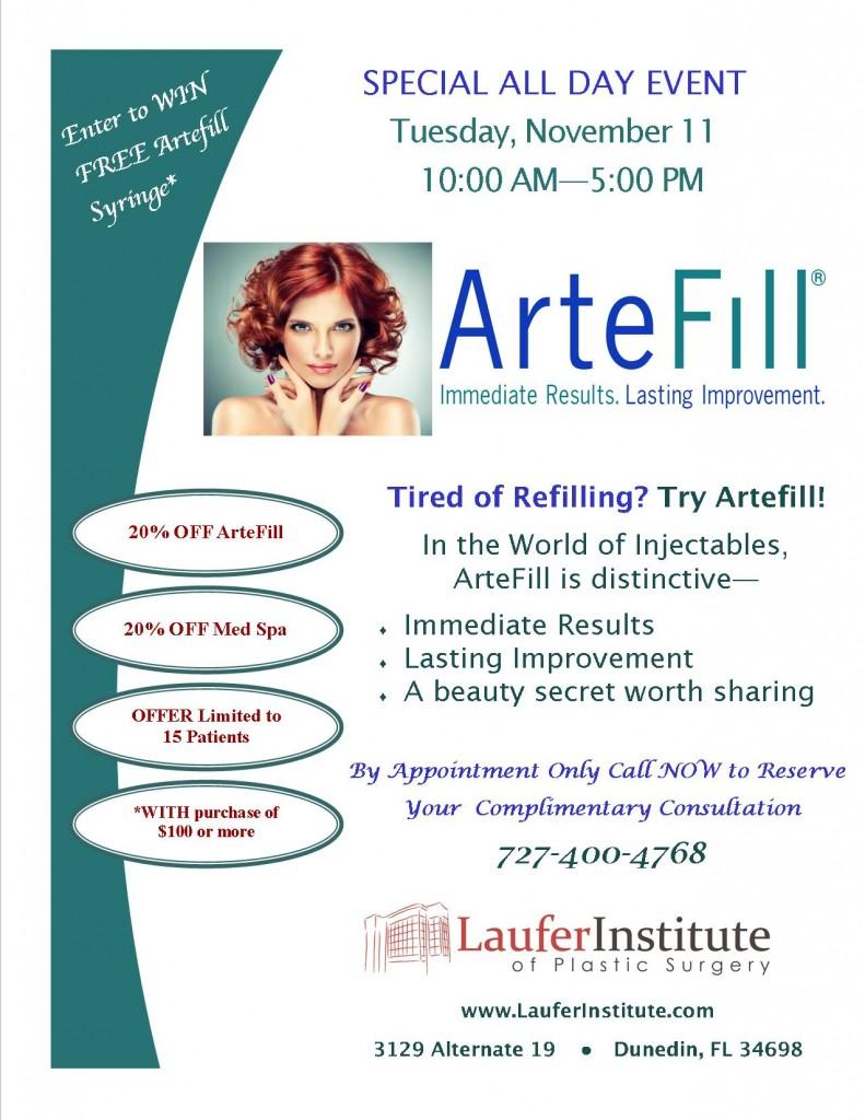 14-11-11 Artefill Event