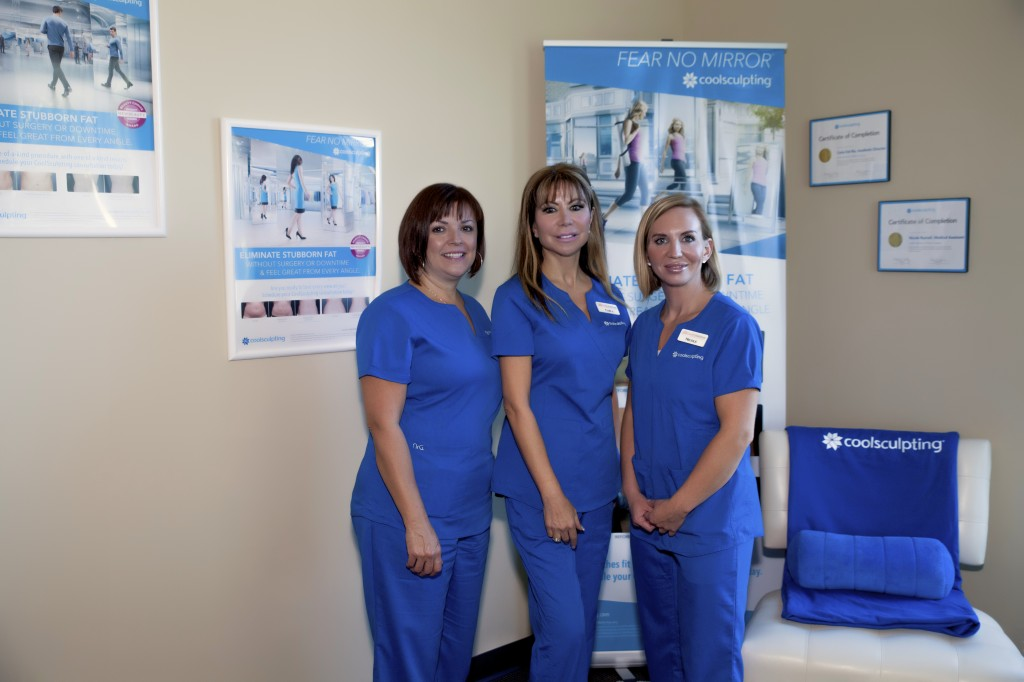 coolsculpting 3 girls